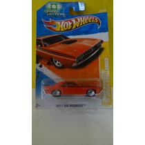 Hot Wheels - 71 Dodge Challenger Rt - Lanterna Verde