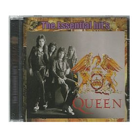 Cd Queen - The Essential Hits (novo/lacrado)