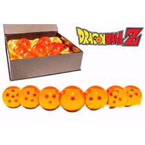 Dragon Ball 7 Esferas Del Dragon En Caja Imantada