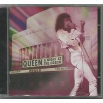 Queen - A Night At The Odeon - Cd Novo