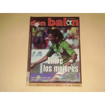Revista Cabrito Arellano Seleccion Mexicana 2001 Don Balon