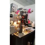 Impressora Flexo 2 Cores - Imprime Adesvos - Bopp - Couche