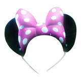Pack 6 Gorros Minnie Mouse Disney Cumpleaños Cotillon