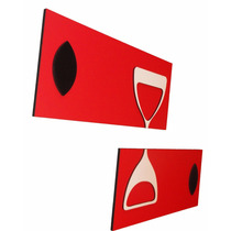 Cuadros Minimalistas Modernos En 3 D * Promo Dipticos *