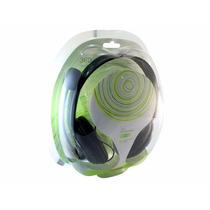 Audifonos Diadema Para Xbox-360 Xb-3028, Manos Libres, Micro