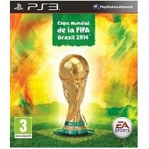 Copa Mundial De La Fifa Brasil 2014 Ps3