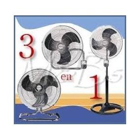 Ventilador 3 En1 18 Industrial 1,80 Mt Pala Metalica Ofta !