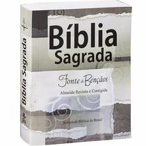 Bíblia Sagrada Barata Para Evangelizar Em Promoção