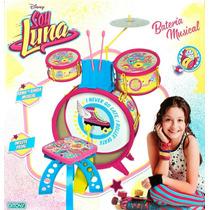 Batería Soy Luna Grande Original Ditoys Mis Chiches Córdoba