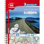 Atlas Carretero Europa Michelin Rutero 2016.