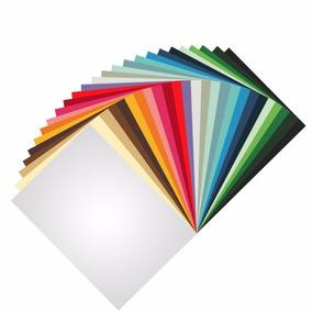Papel De Seda Pipa 50x70 C/100 - 37 Cores - Escolha 5 Cores