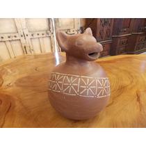 Replica Prehispanica Perro Xoloitzcuintle Estilo Antiguo