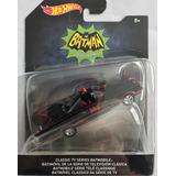 Batimovil Batman Serie Clásica 1966 Esc. 1/50 Hotwheels