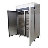 Sobrinox Rvs-235-s Refrigerador 2 Puerta Solida 35 Pie Xxref