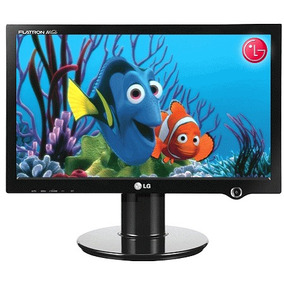 Monitor Lg Flatron 17 Pulgadas Wide Screen Lcd