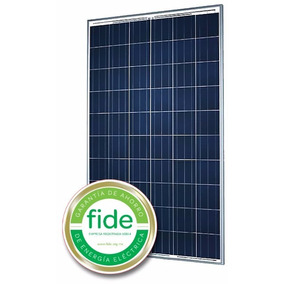 Panel Solar Fotovoltaico Pfvcs255-p60-g Csun Serie Poly