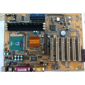 Motherboard Intel P6isa-ii- Ecs Elitegroup