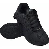 Tenis Nike Shox Nz Masculino 4 Molas Lançamento!frete Grátis