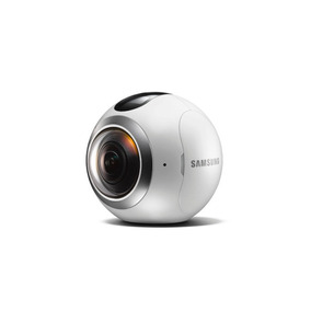 Camara Gear 360 4k Action Blanco Original Galaxy Samsung