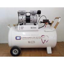 Compresor Libre De Aceite 2 Hp Compresores De Occte