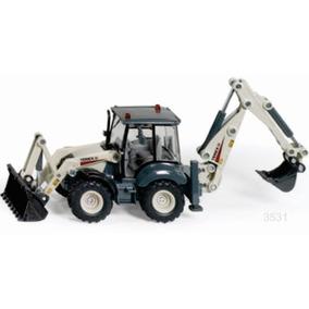 Siku 1/50 Trascavo Tractor Diecast Metal/ Hotwheels Matchbox