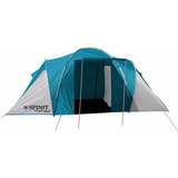 Carpa 4 Pers Spinit Holliday Comedor 2 Dormit + Regalo