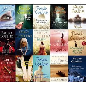 Paulo Cohelo. Libros En Pdf Ebooks En Paq $49