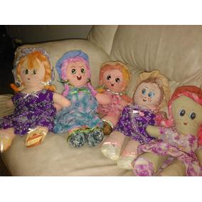 Muñecas De Trapo Juguetes