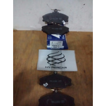 Pastilha Dianteira Syl Hyundai Tucson H100 H150 H200 1260