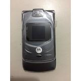 Motorola V3 Cdma - Não Aceita Chip - Para Colecionador -novo