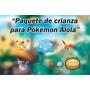 Paquete De Crianza Pokémon Versión Alola