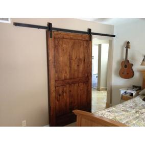 Barral para puerta corrediza colgante todo para tu for Puertas correderas sodimac