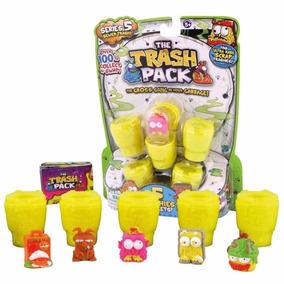 Trash Pack Série 5 A Gangue Mais Nojenta Do Seu Lixo