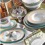 Aparelho De Jantar Porcelana/ Leonberg 7798 97 Peças