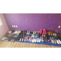 Lote De 42 Pares De Calzado Nuevos De Marcas Reconocidas