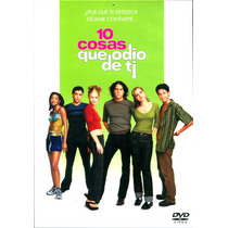Dvd 10 Cosas Que Odio De Ti ( 10 Things I Hate About You )