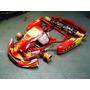 Chassis Vara Kart Retrox Para Tierra Karting Completo