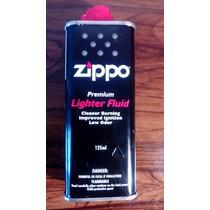 Premium Fluid Zippo Gasolina Para Rellenar Tu Encendedor