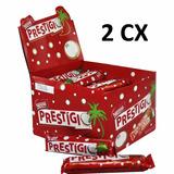 Chocolate Prestigio 2 Caixas C/ 30 Preço Atacado