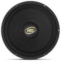 Alto Falante Eros E12 450 Lc Black 12 450w Rms 4 Ohms Bobin