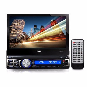 Pyle Stereo In Dash Plrnv71 Gps Bluetooth Usb Sd Pantalla 7