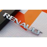 Logo / Emblema Renault Autoadhesivo, Koleos, Megane, Fluence