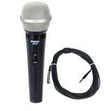 Shure Rs 25 Micrófono De Mano Dinámico W / 15 Ft Cbl