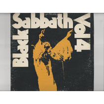 Disco De Vinil - Black Sabbath Vol. 4 - Imp - Lp 38