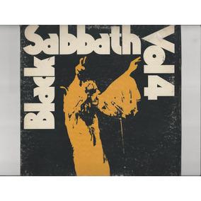 Disco De Vinil - Black Sabbath Vol. 4 - Imp - Lp 38