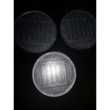 Lote Monedas 1000 Australes 1991 Y 1990 Coleccion