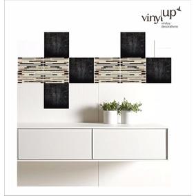 Vinilos Azulejos Venecita Y Mas!! 32u De 15x15cm Cocina Baño