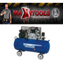 Compresor Pintra 150lts 3hp Gamma G2804 Monofasico Maxitools