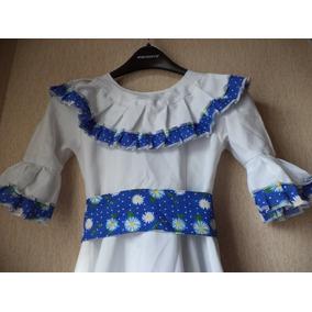 Vestido De Huasa China Cueca Fiestas Patrias Chile