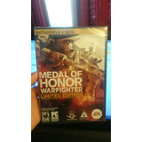 Medal Of Honor Warfighter Limited Edition Sellado